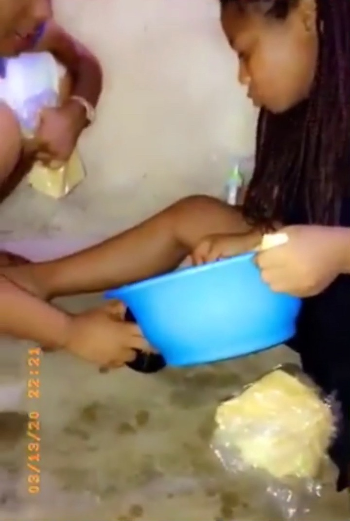 63252996a9505325e6504a9d4ae46cae?quality=uhq&resize=720 - This hilarious video of hungry slay queens fighting over tea and bread will make your day (Video)