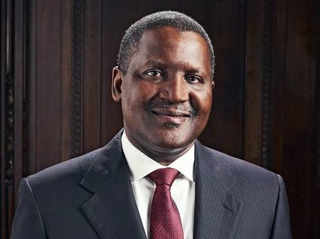 Many Years After Dangote Adopted Him, Meet Abdulrahman Who Is Heir To The Dangote Empire (Photos)