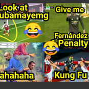 Aubameyang's Open Net Miss & Other Funny Things That Happened In The Premier League
