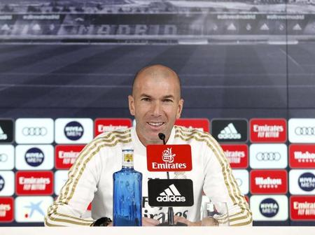 'We want to vindicate ourselves': Zidane looking to avoid 3rd loss in a row