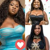 (30+Photo)Plus Sizes:Your Boobs Are Precious, Don't Feel Shy Of Chest Be Like Sister Afya, Flaunt It