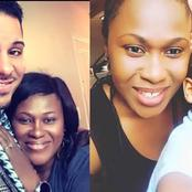 Check out Beautiful Pictures of Uche Jumbo's Son and Husband (Mathew and Kenny Rodriguez).