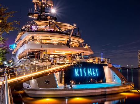 LIST: Most Expensive Yachts Owner By Celebrities