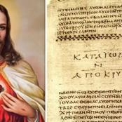 The Lost Gospel Which Claims That Jesus Married Mary Magdalene And Had Children