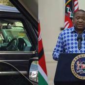 A Look Inside Uhuru Kenyatta's Mercedes Benz G Wagon Worth Ksh 10 Million