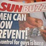 JUST IN: Men Birth Control Is Finally Here.