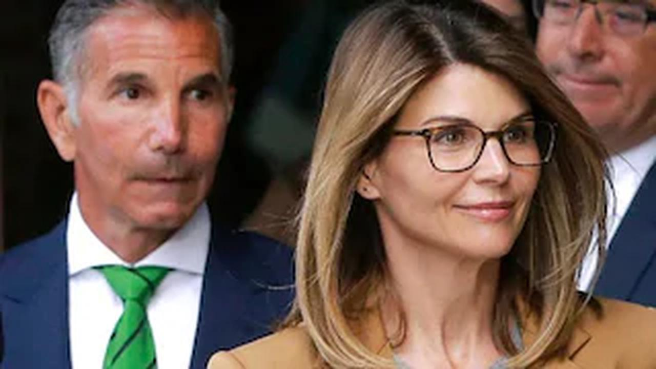 Lori Loughlin released from prison after serving two months in college admissions scam