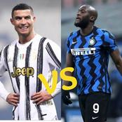 Don't ever compare Lukaku to Ronaldo - See their stats in the Italian Serie A this season