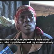 Story of Kalenjin Woman Who Has Been Surviving on Eating Soil For 9 Years (VIDEO)