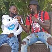 Previous Captain Of Togo, Emmanuel Adebayor Visits Funny Face At The Psychiatric Hospital.