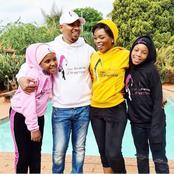 Lusanda Mbane Famously Known As Boniswa Langa's Photos Along With Her Family (Husband And Kids)