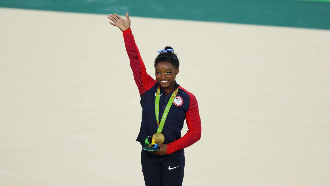 'Her bravery was a huge example to everybody': Alexandria Ocasio-Cortez weighs in on Simone Biles