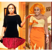 Rita Dominic Stuns Everybody With Her Classy And Beautiful Ways Of Dressing