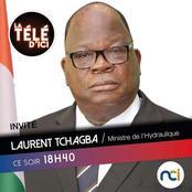 Coupures d'eau intempestives, qualité de l'eau, le ministre Laurent Tchaba sur NCI ce soir