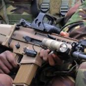 KDF Officer Arrested After He Threw a Grenade At His Ex-wife's Homestead