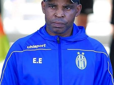 Checkout photos of Igbo Man that became First black manager to qualify for UEFA Champion league