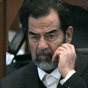 صدم الجنود وقت اكتشافه.. تفاصيل كنز مدفون تحت الأرض عُثر عليه وقت القبض على صدام حسين