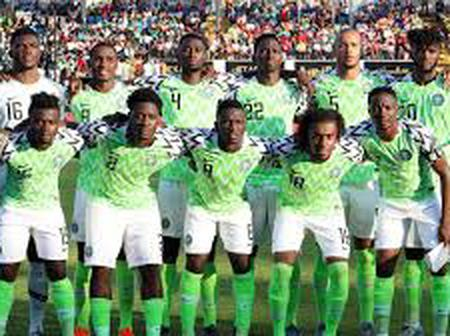 Matchday: Nigeria Vs Lesotho, who are you rooting for?