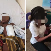 Check Out How A Woman Allegedly Ran Away With 3 Million Naira Meant For Her Child's Surgery
