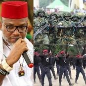 The InformationThat Nnamdi Kanu Released This Morning May Help The Nigerian military To Destroy ESN