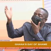 Kwesi Pratt Dismayed As Nkrumah's Human Rights Record Gets Stained