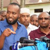 Joho's Succession Politics to Take a 'Break' Over Ramadhan