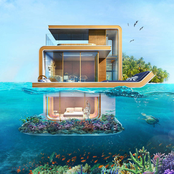 See 3 of the world's hotels built underwater (Photos)