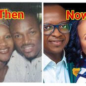 Adorable Photos Of Tuface Idibia's Babymama, Her Pastor Husband And Children