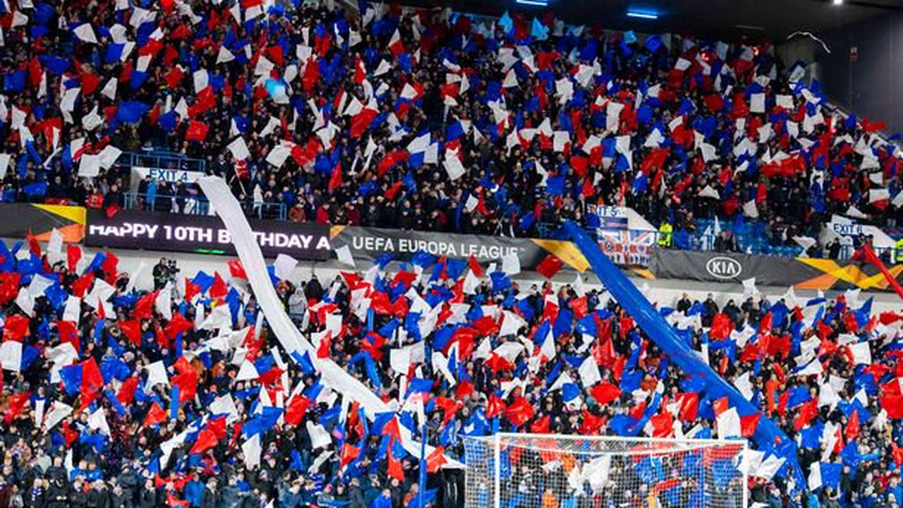 Rangers in line for Champions League full house ahead of Nicola Sturgeon fan restrictions call