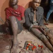 Two Notorious Criminals Nabbed After Fierce Exchange Of Gun Fire In Anambra