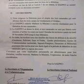 Affaire instituteurs arrêtés : le syndicat des instituteurs menaçent d'entrer en grève