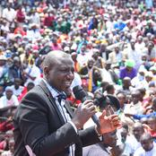Ruto in Mumias: They'll Know They Don't Know, Reggae Will Stop