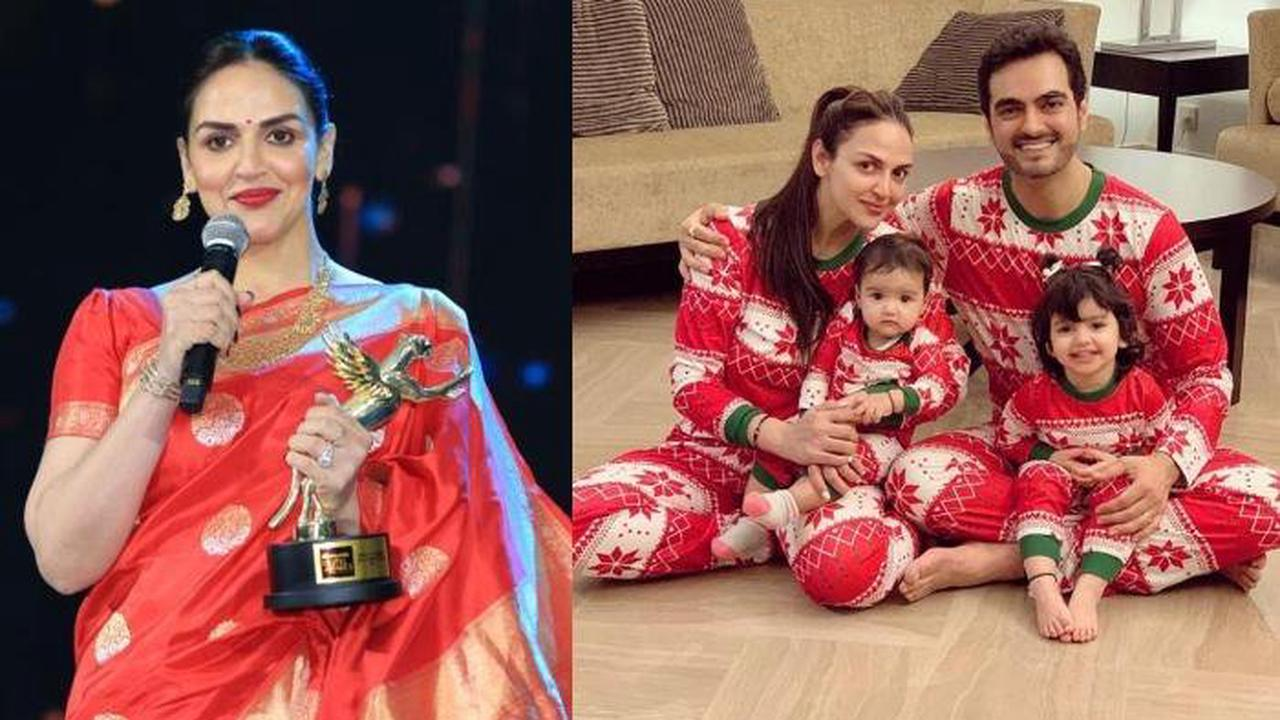 Esha Deol Shares She Wants To Instil Self-Respect And Dignity In Her Daughters In This Navratri