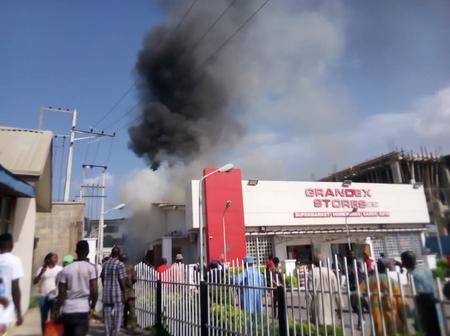 How Ajimobi Former Aides, Residents Prevented Florence Ajimobi's Grandex Store From Looters