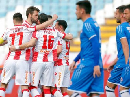 Crvena zvezda reached the Semi-finals in the Serbia Cup after latest 3-0 win.(Opinion)