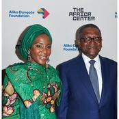 Meet Aliko Dangote's Beautiful Daughter Who Is Following Her Father's Footsteps [Photos]
