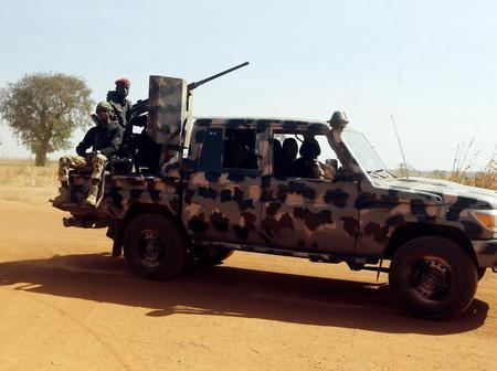 Hours After Abducted School Boys Were Rescued, See What The Military Said About Their Rescue