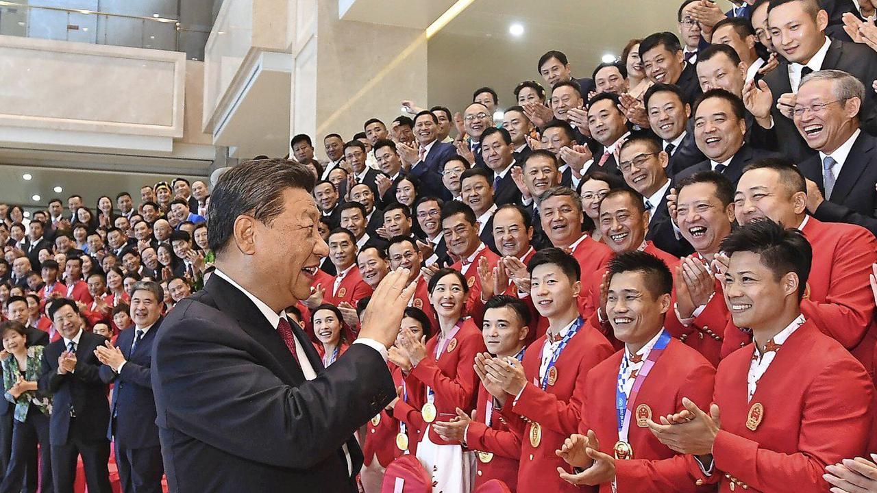 Nationale Spiele in Xi'an: China bereitet Winterspiele vor