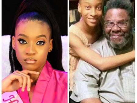 Beautiful Grand-daughter Of Nollywood Legend, Pete Edochie Is 16 Today