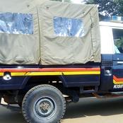 Fire Burns Kisii School
