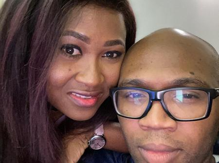 Mary Njoku's Husband Turned 40 Today. See Lovely Photos Of Them