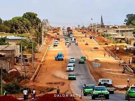 Daloa/L'autoroute Sapia-Balouzon: les travaux avancent très rapidement