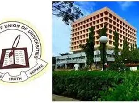 Nigerian Universities on Strike 15 times since 1999 Data shows
