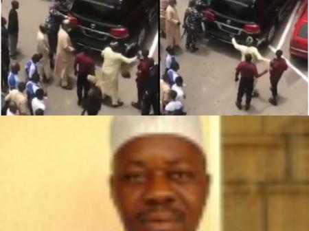 After Danladi Umar, chairman of CCT was caught assaulting a security man, see what a Northerner said