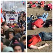 Belarus Police Shock 6,000 Protesters By Doing This