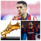 After Messi Scored Against Sevilla, Suarez' Chance Of Winning The Golden Boot Suffers