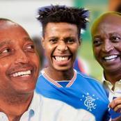 Congratulations To Bongani Zungu And Patrice Motsepe