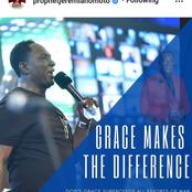 Instagram Users to Prophet Jeremiah Omoto Fufeyin statement