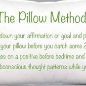 OPINION: Have You Heard Of The Pillow Method