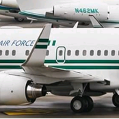 Nigerians reacts as FG puts presidential jet on sale